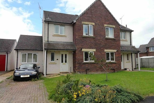 3 bed semi-detached house for sale in Beck Avenue, Dumfries