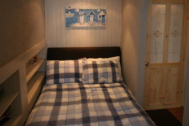 Bed Recess of Main Door Flat, 2 Barend Street, Millport, Isle Of Cumbrae KA28