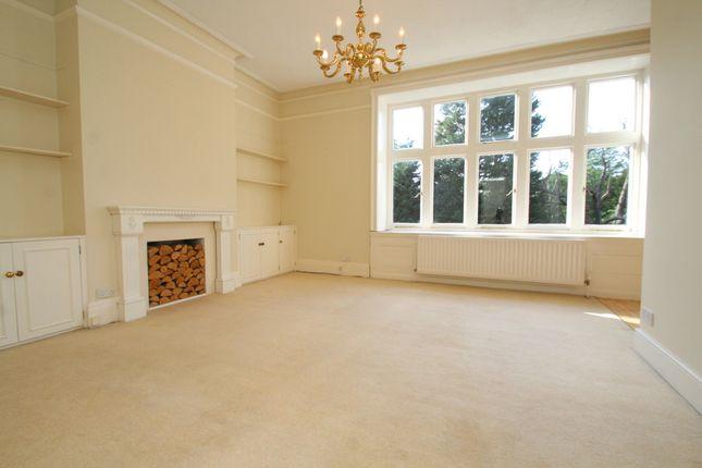 Thumbnail Flat to rent in Manor Park, Chislehurst