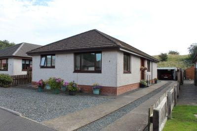 Thumbnail Bungalow for sale in 8 Riverbank, Minnigaff, Newton Stewart