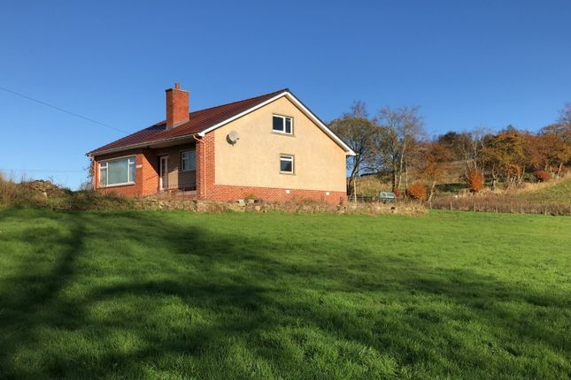 Thumbnail Detached bungalow for sale in Woodhall Nursery Woodhall Road, Braidwood