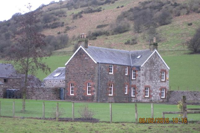 Thumbnail Detached house to rent in Pitroddie, Carse Of Gowrie, Perthshire