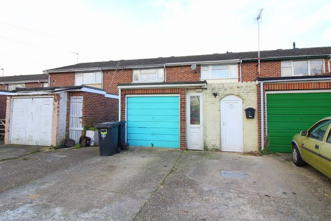 Thumbnail Terraced house for sale in Upton Court, Upton, Poole
