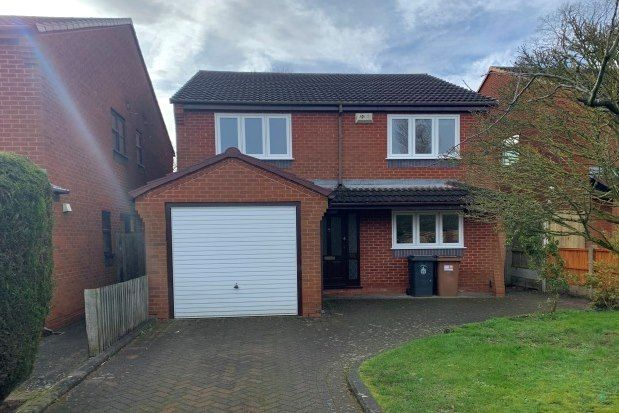 Thumbnail Property to rent in The Dell, Lichfield