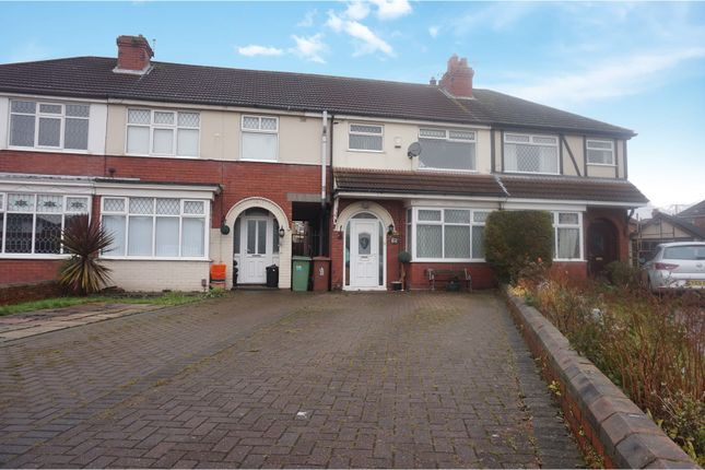 Thumbnail Terraced house for sale in Fisher Place, Cleethorpes