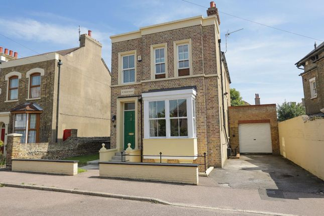 Thumbnail Detached house for sale in Queen Bertha Road, Ramsgate