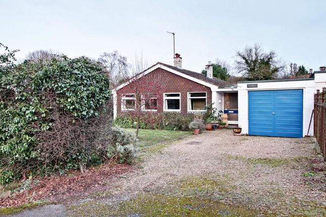 Thumbnail Detached bungalow for sale in Lampards Close, Wedmans Lane, Rotherwick, Hook