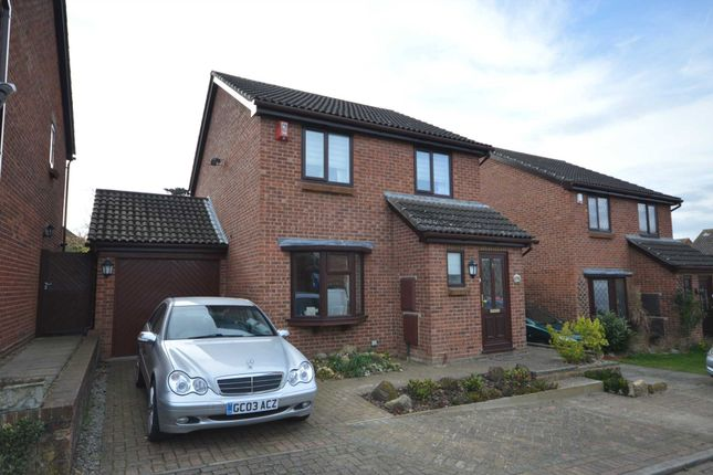 Thumbnail Detached house for sale in Bridgewater Place, Leybourne, West Malling