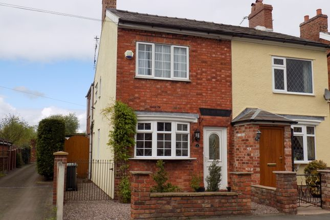 2 bed semi-detached house for sale in Chapel Street, Wincham, Northwich