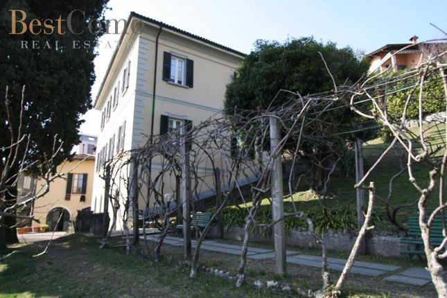 4 bed detached house for sale in Menaggio, Como, Lombardy, Italy