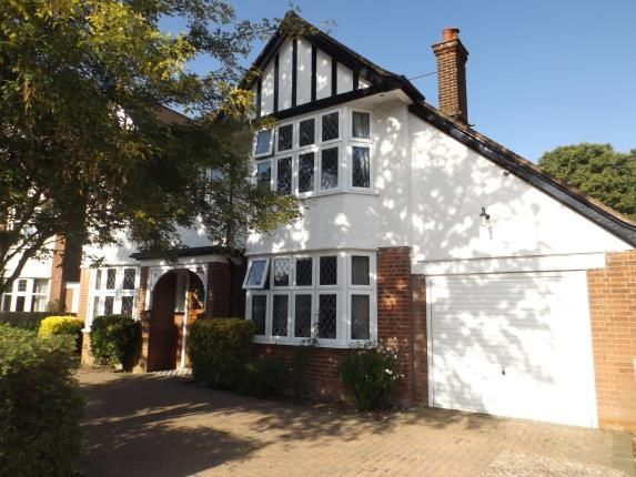 Thumbnail Detached house for sale in Felixstowe, Suffolk