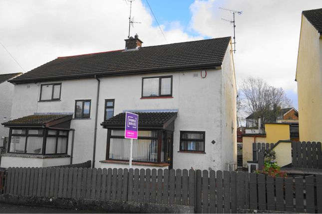 Thumbnail Semi-detached house for sale in Gortmore Park, Omagh