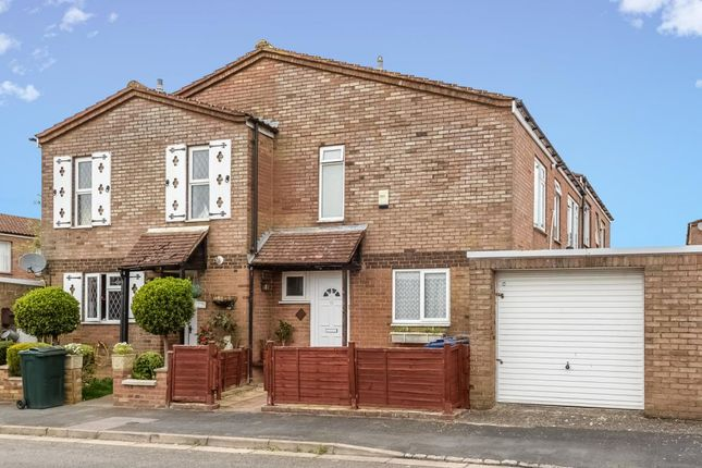 Thumbnail Semi-detached house to rent in Holmers Farm, High Wycombe