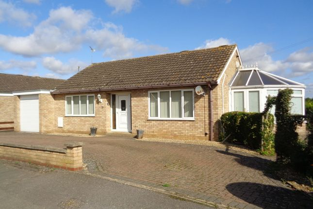 Thumbnail Bungalow for sale in St Peters Road, Oundle