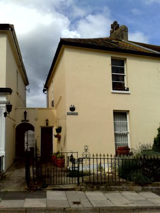 Thumbnail Semi-detached house to rent in Park Hill Road, Torquay