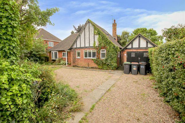 Thumbnail Detached bungalow for sale in Tennyson Drive, Attenborough, Nottingham