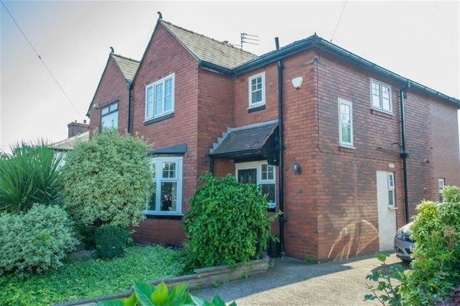 Thumbnail Semi-detached house for sale in Montague Road, Ashton-Under-Lyne