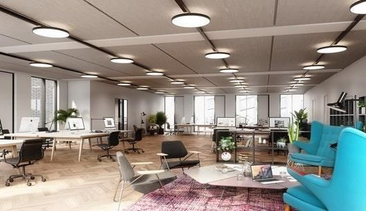Office to let in Verse Building 1 -2 Cranwood Street, London