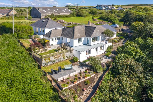 Thumbnail Bungalow for sale in Heddfan, Little Haven, Haverfordwest, Pembrokeshire