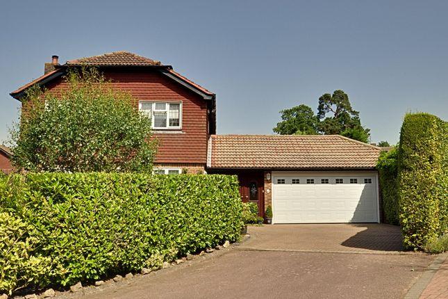 Thumbnail Detached house for sale in Colliers Shaw, Ravensbourne Park, Keston