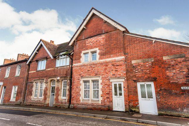 2 bed terraced house for sale in Warminster Road, Westbury BA13
