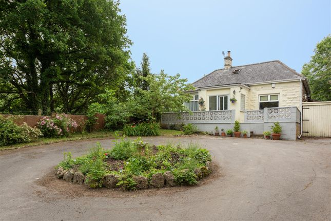 Thumbnail Detached bungalow for sale in Rosedale House, Bath Road, Box, Nr Bath.
