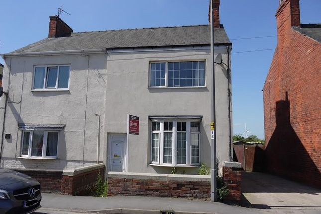 Thumbnail Terraced house to rent in Station Road, Keadby