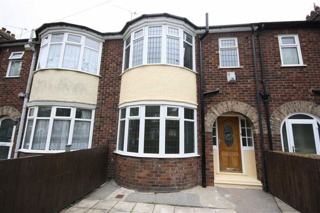 Thumbnail Terraced house to rent in Highfield, Sutton On Hull