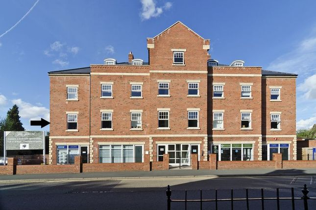 Thumbnail Flat to rent in The Forum, Victoria Road, Shifnal, Shropshire.
