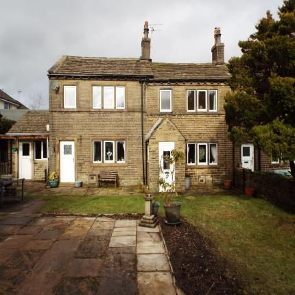 Thumbnail Semi-detached house for sale in Illingworth Road, Halifax, West Yorkshire