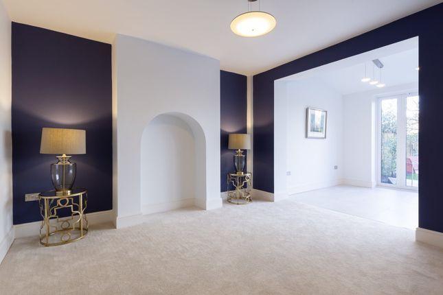 Family Room of Burnside Avenue, Stockton Heath, Warrington WA4