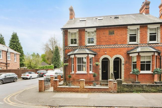 Thumbnail Semi-detached house for sale in Kings Road, Sunninghill, Ascot