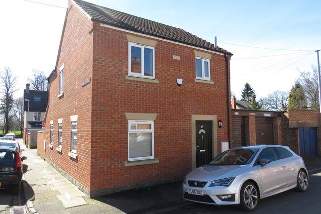 Thumbnail Detached house for sale in Washington Street, Kingsthorpe, Northampton