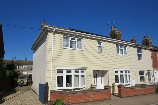 Thumbnail Semi-detached house for sale in Bromley Road, Colchester