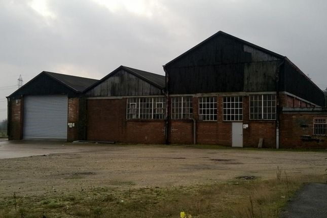 Thumbnail Light industrial to let in Unit Aven Industrial Estate, Rotherham