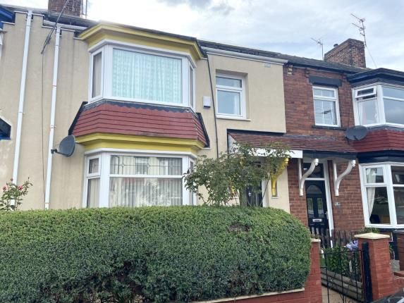 Thumbnail Terraced house for sale in Aysgarth Road, Middlesbrough