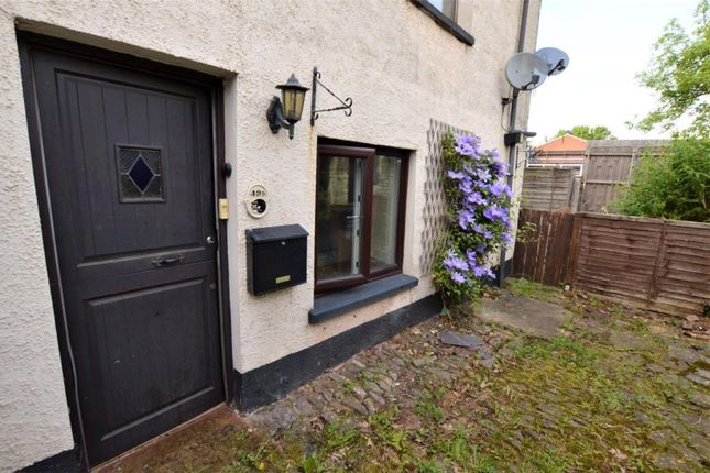 Thumbnail Flat for sale in East Street, Crediton, Devon