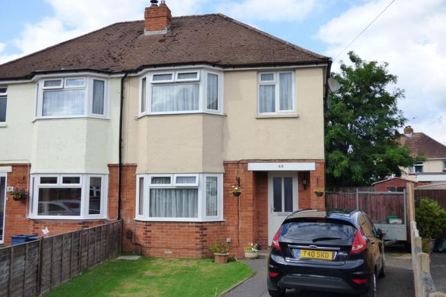 Thumbnail Semi-detached house for sale in Sunset Road, Totton