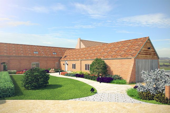 Thumbnail Barn conversion for sale in Priory Farm Lane, Inkberrow, Worcester