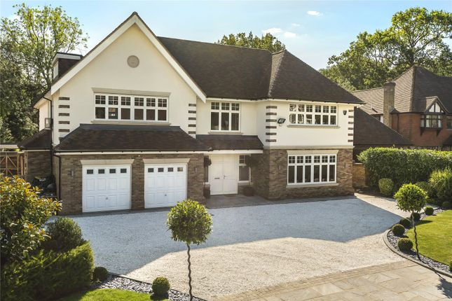 Thumbnail Detached house for sale in Ninhams Wood, Keston Park, Kent