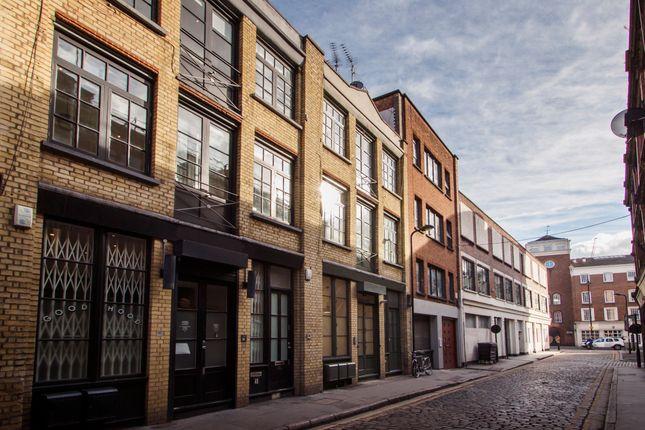 Thumbnail Office for sale in Coronet Street, London