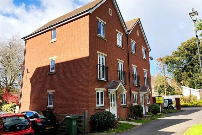 Thumbnail Property to rent in Lister Close, St. Leonards, Exeter