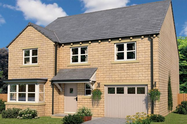 """Thumbnail Detached house for sale in """"The Oxford"""" at Low Hall Road, Horsforth, Leeds"""