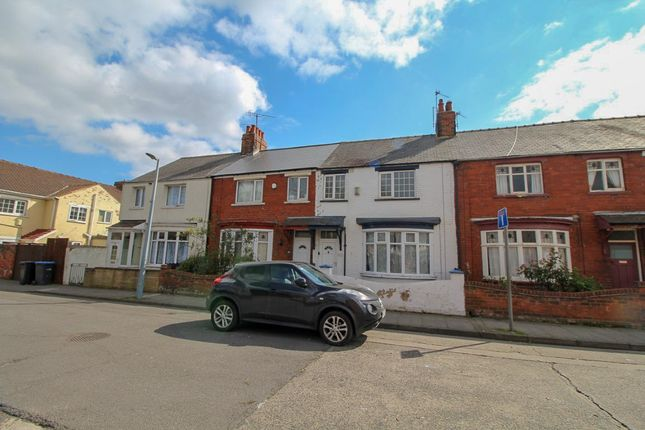 3 bed terraced house to rent in Meath Street, Middlesbrough TS1