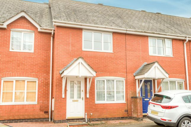 2 bedroom terraced house to rent in Frances Havergal Close, Leamington Spa