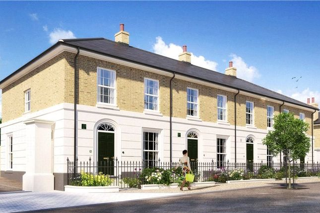 3 bedroom terraced house for sale in Halstock Street, Poundbury, Dorchester