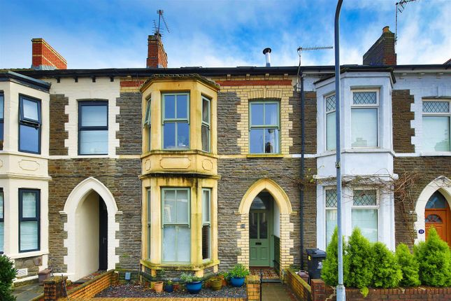 Thumbnail Terraced house for sale in Llanfair Road, Pontcanna, Cardiff