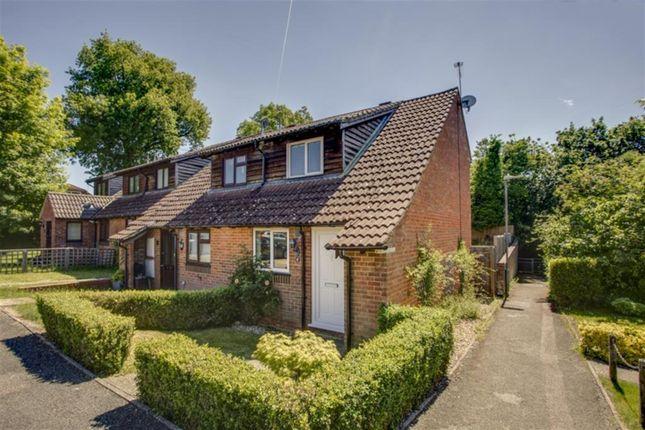 Thumbnail End terrace house for sale in Goose Acre, Chesham, Buckinghamshire