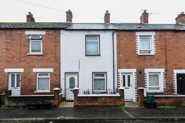 2 bed terraced house for sale in Runnymede Parade, Belfast BT12