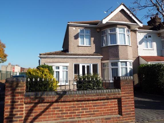 Thumbnail End terrace house for sale in Redbridge, Essex